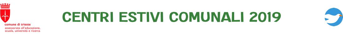 Centri Estivi 2019 Logo